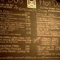 Photo taken at Po Dog by Quentin J. on 1/22/2012
