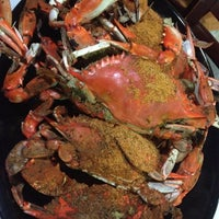 Photo taken at Rustic Inn Seafood Crabhouse by Bill F. on 9/9/2012
