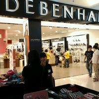 Photo taken at Debenhams by Yuliana D. on 1/8/2012