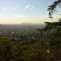 Photo taken at Griffith Park Trail by Christopher on 9/8/2012