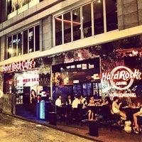 Photo taken at Hard Rock Café Hong Kong by Sterling R. on 7/9/2012