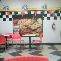 Photo taken at Little Caesars Pizza by pablo g. on 1/3/2012