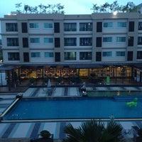 Photo taken at Jasmine Resort by Jay B. on 4/5/2012
