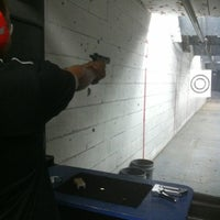 Photo taken at Dominion Shooting Range by Marcus K. on 8/25/2012
