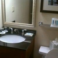 Photo taken at Wyndham Garden Hotel Philadelphia Airport by Nic L. on 10/13/2011