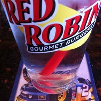 Photo taken at Red Robin Gourmet Burgers by James M. on 5/11/2012