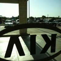 Photo taken at Southwest Kia Rockwall by Guillermo G. on 8/3/2012