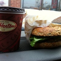 Photo taken at Tim Hortons by Italo S. on 1/8/2011