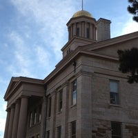 Photo taken at Iowa Memorial Union by @nathantwright on 2/22/2012