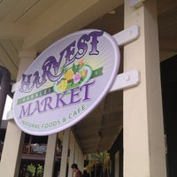 Photo taken at Harvest Market Cafe & Deli Hanalei by Michelle on 6/28/2012