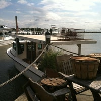 Photo taken at Dock Of The Bay by Amanda Z. on 11/21/2011