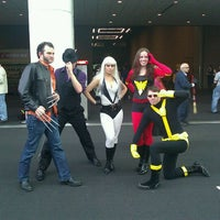 Photo taken at Emerald City Comicon by Manoj on 3/6/2011
