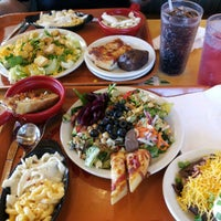 Photo taken at Souplantation by Shelly H. on 8/21/2012