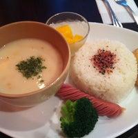 Photo taken at Communication Lounge ISA by Yukiko M. on 5/15/2012