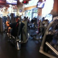 Photo taken at 24 Hour Fitness by Jennifer P. on 7/9/2011