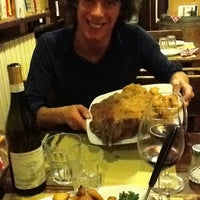 Photo taken at Bar Bistrot Amici Miei by Giulio X. on 7/30/2011