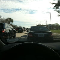 Photo taken at Dale Mabry Hwy & Tampa Bay Blvd by Camille P. on 2/8/2012