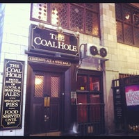 Photo taken at The Coal Hole by Mariann H. on 10/19/2011