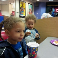 Photo taken at Chuck E. Cheese's by Dadamndude on 12/19/2011