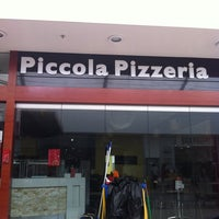 Photo taken at Piccola Pizzeria by Lyle F. on 8/31/2011