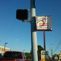 Photo taken at Dunkin' Donuts by komala t. on 10/5/2011