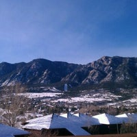 Photo taken at Cheyenne Mountain Resort by Chip M. on 12/30/2011