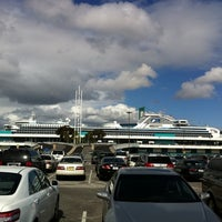 Photo taken at Sapphire Princess by Kelsey G. on 2/19/2011