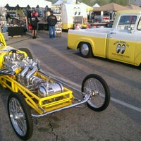 Photo taken at Irwindale Event Center by Victor D. on 12/10/2011