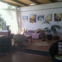 Photo taken at Atrium Hotel by Mariu B. on 3/14/2012