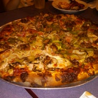 Photo taken at Vincents Pizza by Eric L. on 6/4/2011