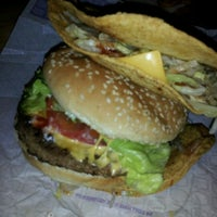 Photo taken at Jack in the Box by Allen L. on 1/12/2012