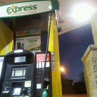 Photo taken at Express Convenience Center by mary kay S. on 4/12/2012