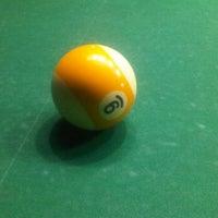 Photo taken at Brewball Pool Club & Bar by Salleh M. on 3/31/2012