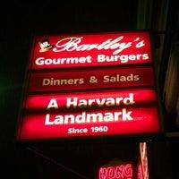 Photo taken at Mr. Bartley's Burger Cottage by Jake S. on 3/1/2012