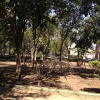 Photo taken at Parque de la China by Ross M. on 3/26/2012