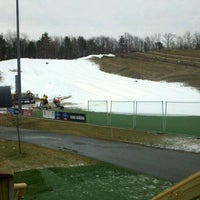 Photo taken at Amesbury Sports Park by Sandra R. on 12/30/2011