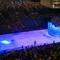 Photo taken at Crown Coliseum by Mike B. on 12/15/2011