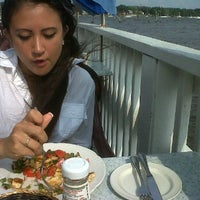 Photo taken at The Waterview Restaurant by Vasili S. on 8/21/2011