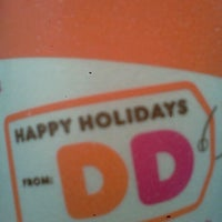 Photo taken at Dunkin' Donuts by Slick R. on 12/11/2011