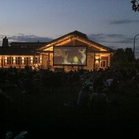 Photo taken at Flicks in the Sticks by Eric B. on 7/31/2011