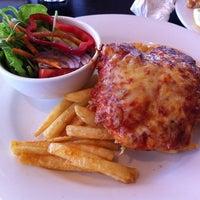 Photo taken at Samovar Cafe Restaurant by Stu on 3/26/2011