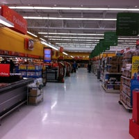 Photo taken at Walmart Supercenter by Chad S. on 1/5/2012
