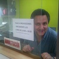 Photo taken at Agencia Neto Comunicación by Bebo Gold on 1/26/2012