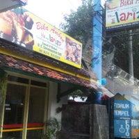 Photo taken at Bika Ambon ya Larizo by Muhammad S. on 1/23/2012