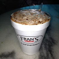Photo taken at Fran's Café by Carol on 3/27/2012