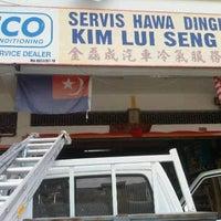 Photo taken at Pusat Service Hawa Dingin KLS by Jimie JDT . on 3/28/2012