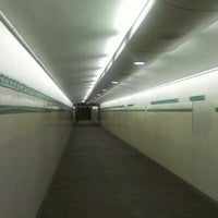 Photo taken at St James Station by Douglas V. on 7/12/2012