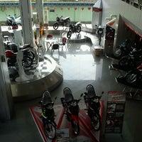 Photo taken at PT Astra International Tbk. - HONDA (HSO Yogyakarta) by Barru D. on 1/26/2012
