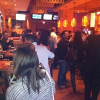 Photo taken at Rosa Mexicano by Kevin M. on 8/21/2011