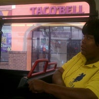 Photo taken at Taco Bell by Anton T. on 11/14/2011